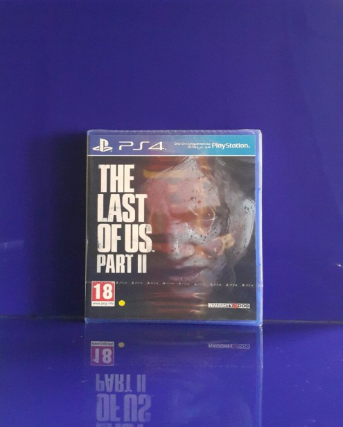 The last of us ۲
