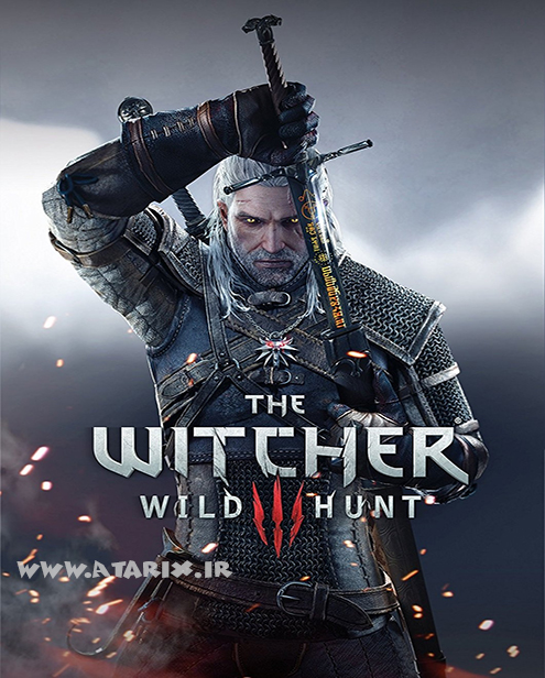 ویچر3 Witcher 3 - Wild & Hunt